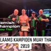 VLAAMS KAMPIOEN MUAY THAI 2019 – NICOLA BREYNE – Thaiboks kampioen