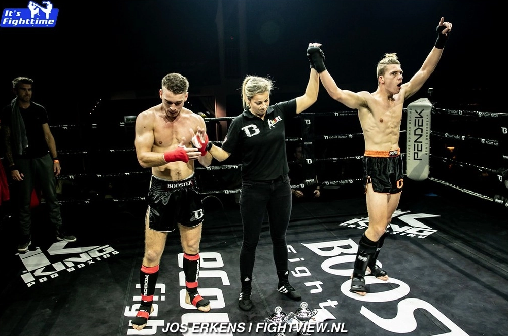 It's Fighttime / thaiboxgala Mariakerke 20/10/2018