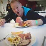 Trainer Giorgi heeft een hongertje