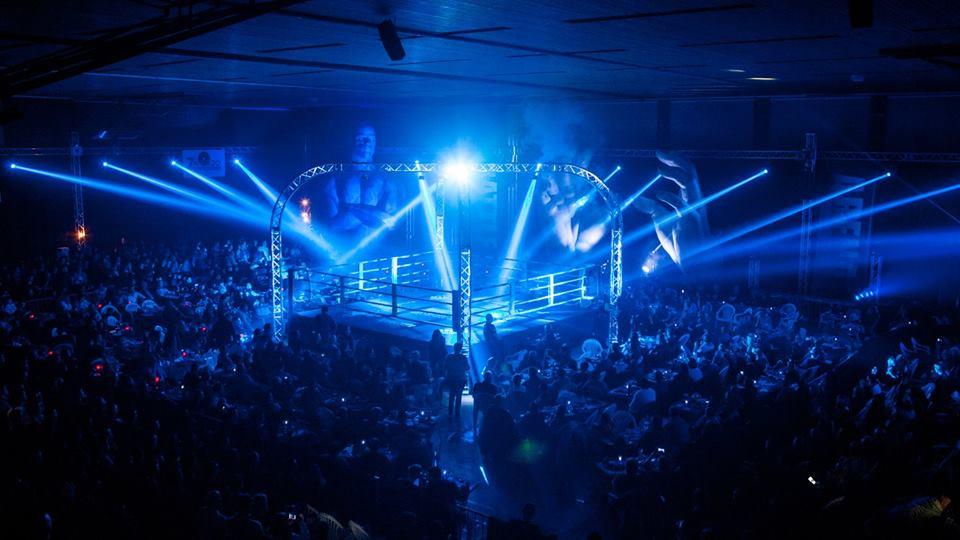 Thaiboks Gala Battle Arena te Zwevegem