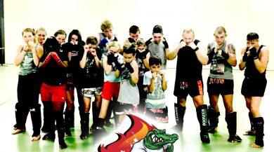 Thaiboks Bronski Gym Ieper