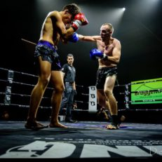 Mooie wedstrijd van Jimmy – Gala It's Fighttime