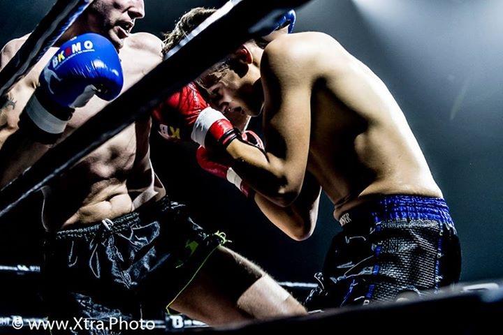 Thaiboks wedstrijd – Bronski Gym Ieper – Thaiboksclub