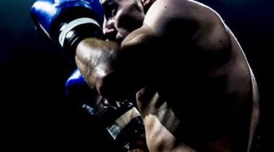 Thaiboks wedstrijd - Bronski Gym Ieper - Thaiboksclub