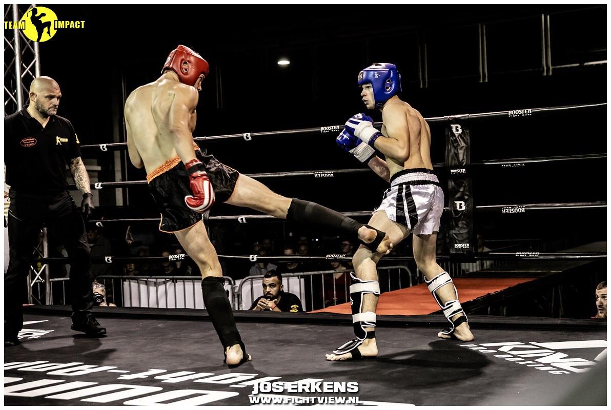 Impact fight night / thaiboxgala Aarschot 29/09/2018 9