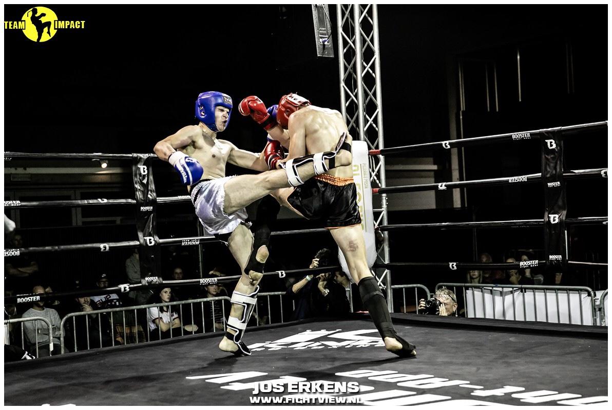 Impact fight night / thaiboxgala Aarschot 29/09/2018 2