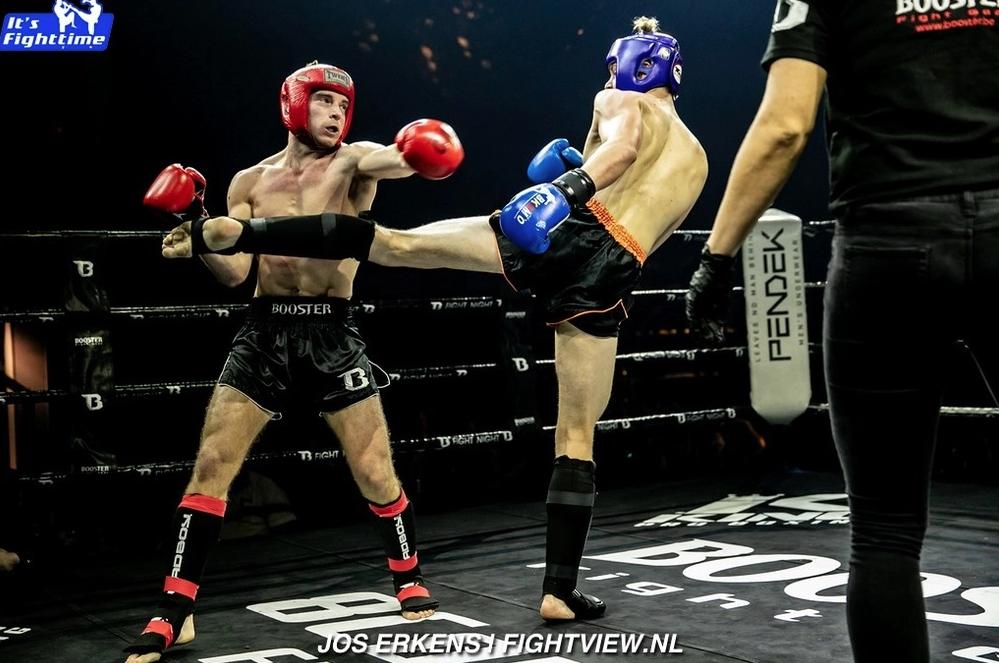 Levertrap – Highkick Thaiboksgala mariakerke en overwinning voor Bronski Gym Ieper