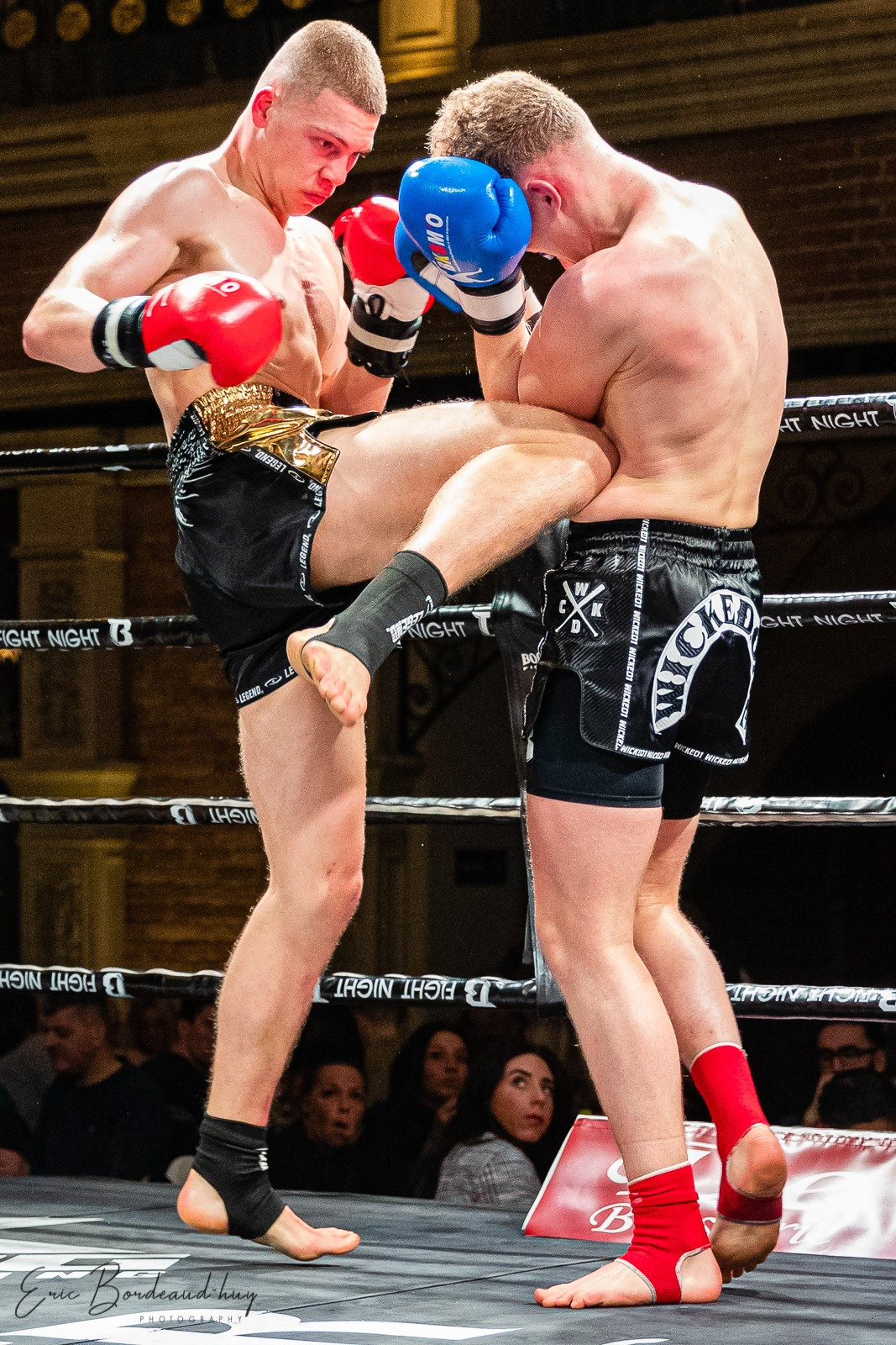 Knee Thaiboks Ieper Nicola Breyne – Bronski Gym