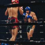 BATTLE ARENA 2021 - ALLIGATOR MATEUSZ MONKIEWICZ - K1 EN THAIBOKSGALA 14